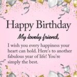 Birthday Well Wishes Pinterest