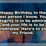 Birthday Wishes For A Special Male Friend Tumblr