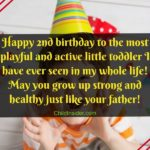 Birthday Wishes For Baby Boy 2nd Birthday Pinterest