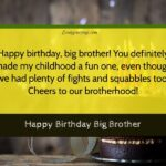 Birthday Wishes For Elder Brother Twitter