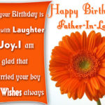 Birthday Wishes For Father In Law From Daughter In Law Pinterest