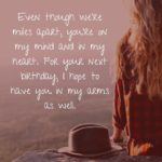 Birthday Wishes For Fiance Long Distance Facebook