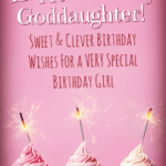 Birthday Wishes For Goddaughter
