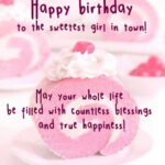 Birthday Wishes For Little Girl Twitter