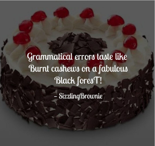 Black Forest Cake Quotes