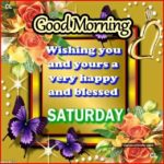 Blessed Saturday Morning Wishes Twitter