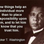 Booker T Washington Quotes Education Twitter