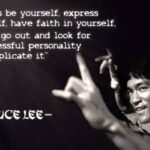 Bruce Lee Water Quote Pinterest