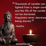 Buddha Quotes Happiness Success