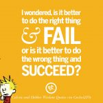Calvin And Hobbes Graduation Quotes Facebook
