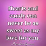 Candy Quotes And Sayings Facebook