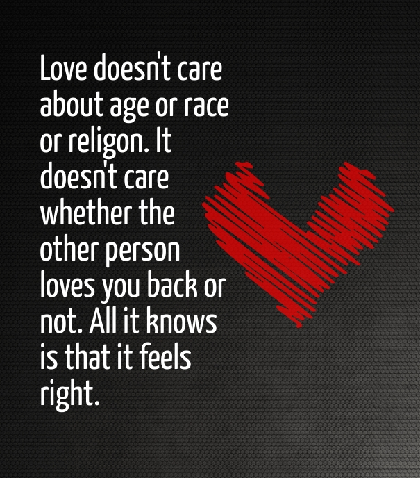 I care quotes for her