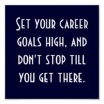 Career Goals Quotes Twitter