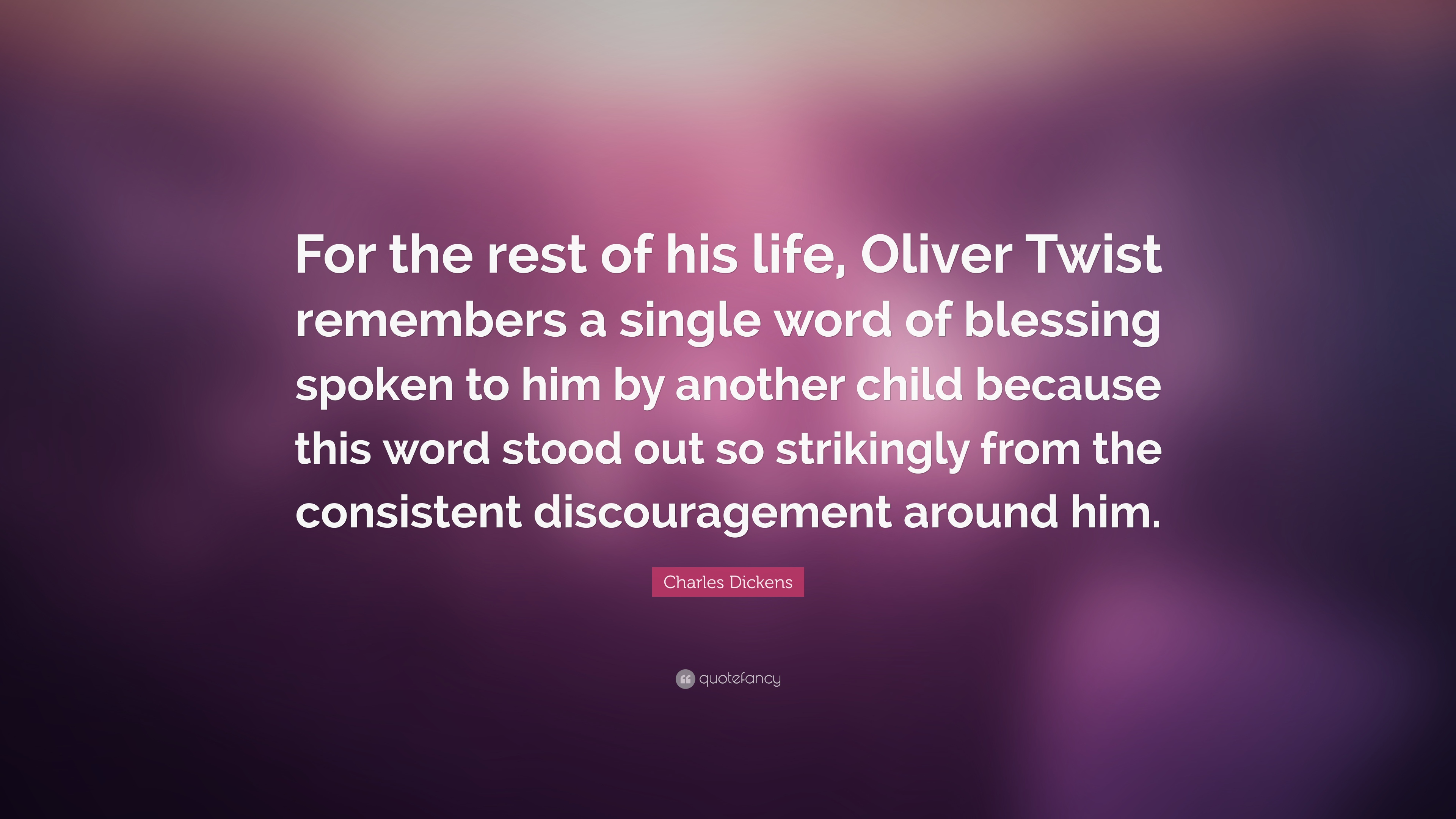 Charles Dickens Quotes Oliver Twist Twitter