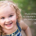 Children's Smile Quotes