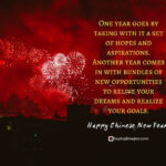 Chinese New Year Caption Facebook