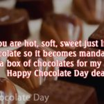 Chocolate Day For Husband Facebook