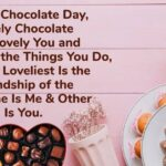 Chocolate Day Images For Friends Pinterest