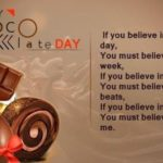 Chocolate Day Sad Quotes Facebook