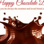 Chocolate Day Wishes To Friends Facebook