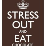 Chocolate Stress Reliever Quotes Pinterest