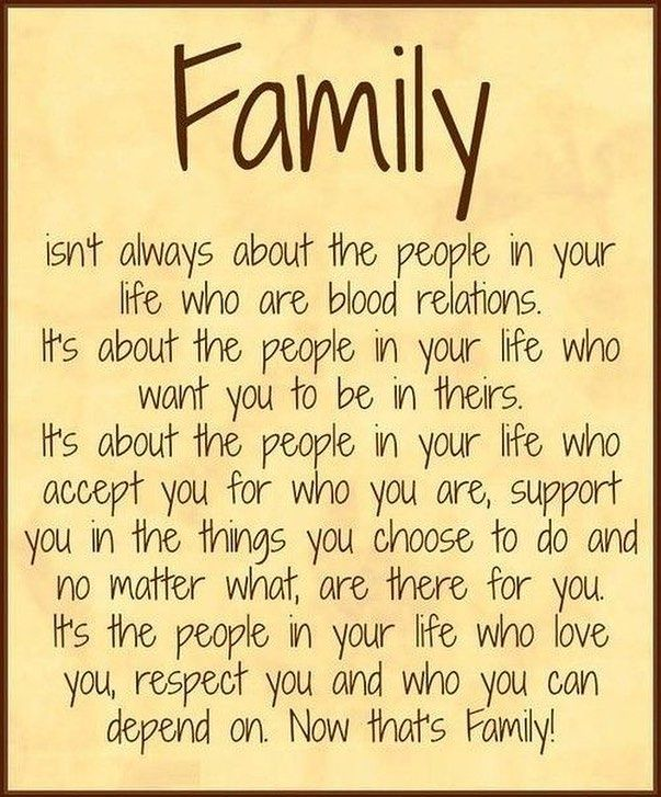 Choose Family Quotes
