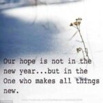 Christian Inspirational Quotes For The New Year Pinterest