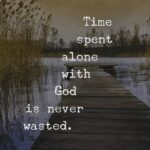 Christian Quotes About Time