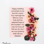 Christian Wedding Anniversary Wishes For Wife Tumblr