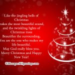 Christmas And New Year Wishes Images