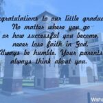 Congratulations Graduation Messages For Parents Facebook