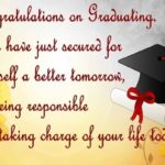 Congratulations Wishes For Degree Pinterest