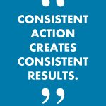 Consistency Success Quotes Pinterest