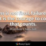 Continued Success Quotes