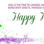 Corporate Holi Wishes