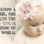 Cute Baby Quotes For A Girl Twitter