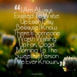 Cute Good Morning Quotes Twitter