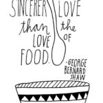 Cute Quotes About Food Facebook