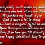 Cute Valentines Messages For Him Facebook