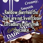 Dairy Milk Caption