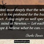 Darwin Famous Quotes Facebook