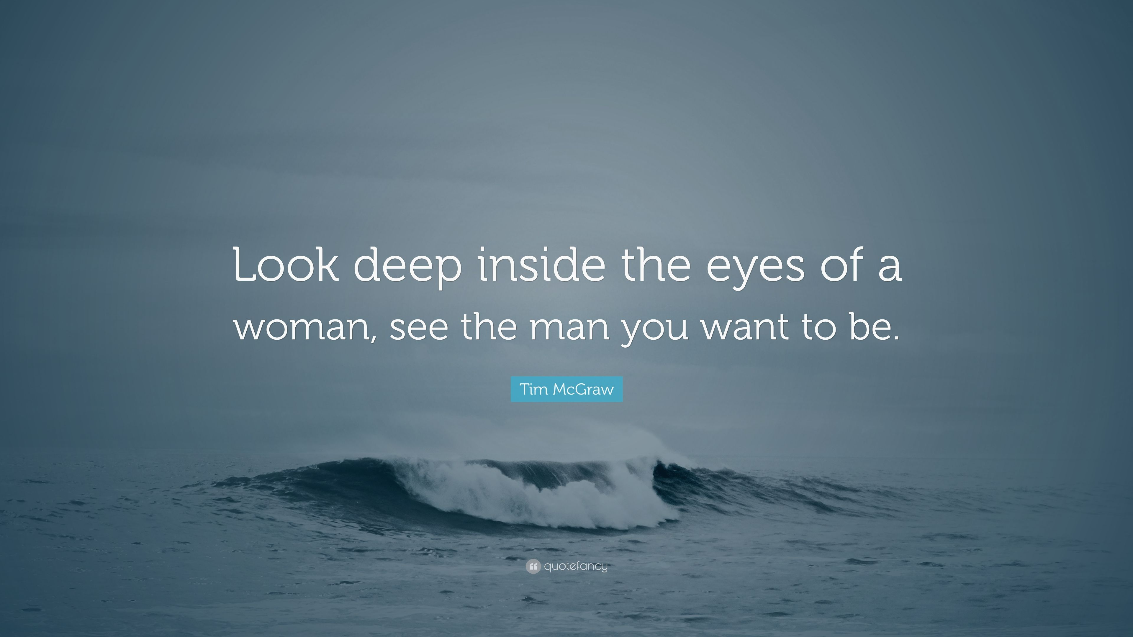 Deep Eyes Quotes Facebook