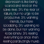 Depressing Quotes About Friends Pinterest
