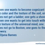 Djuna Barnes Quotes