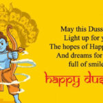 Dussehra Good Wishes Twitter
