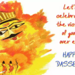 Dussehra Wishes Quotes Twitter