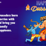 Dussehra Wishes To Lover Facebook