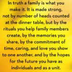 Emotional Quotes For Family