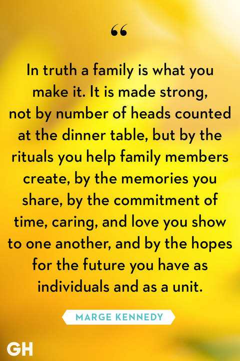 emotional quotes for family quotes