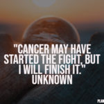 Encouraging Words For Someone Fighting Cancer Facebook